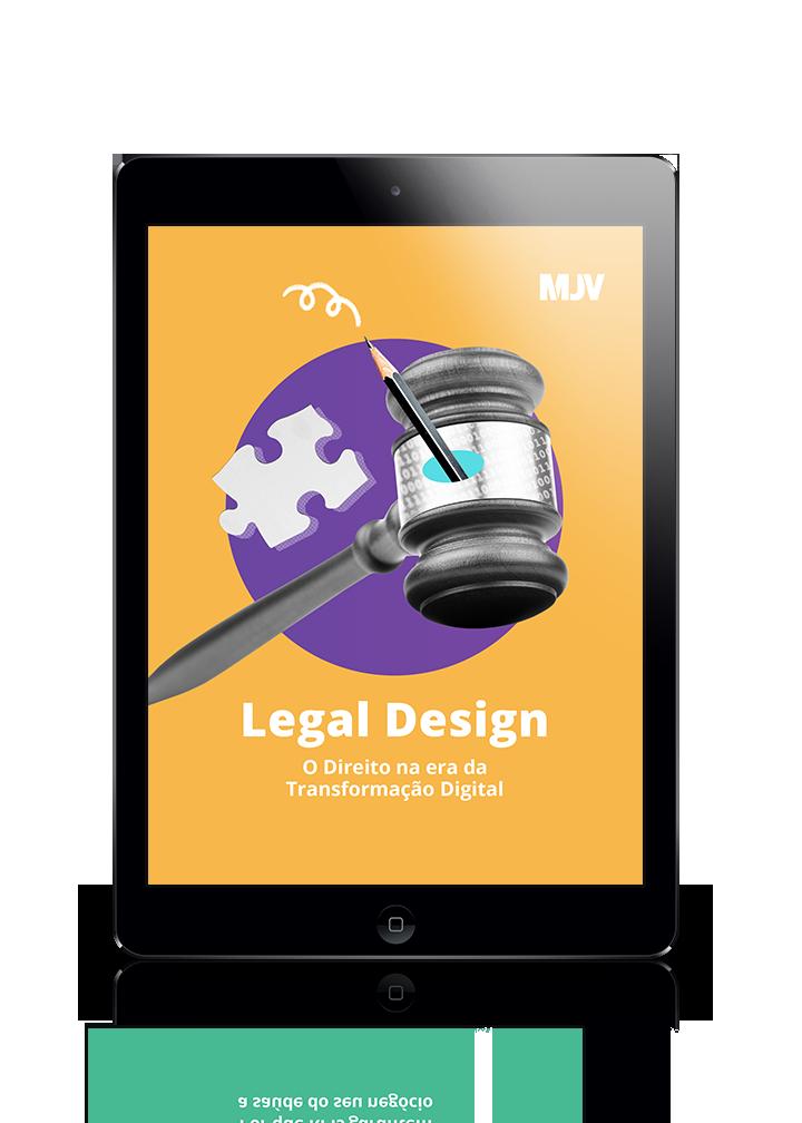 Ebook - Legal Design - O Direito na era da Transformação Digital - MJV Technology & Innovation