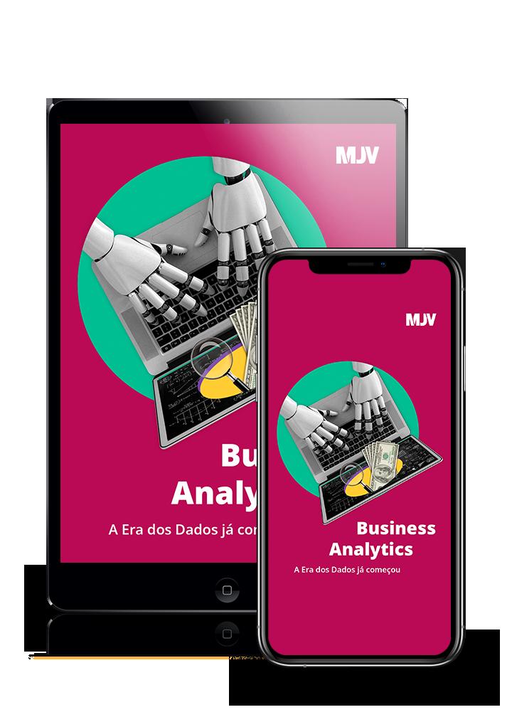 Ebook - Business Analytics: a era dos dados já começou