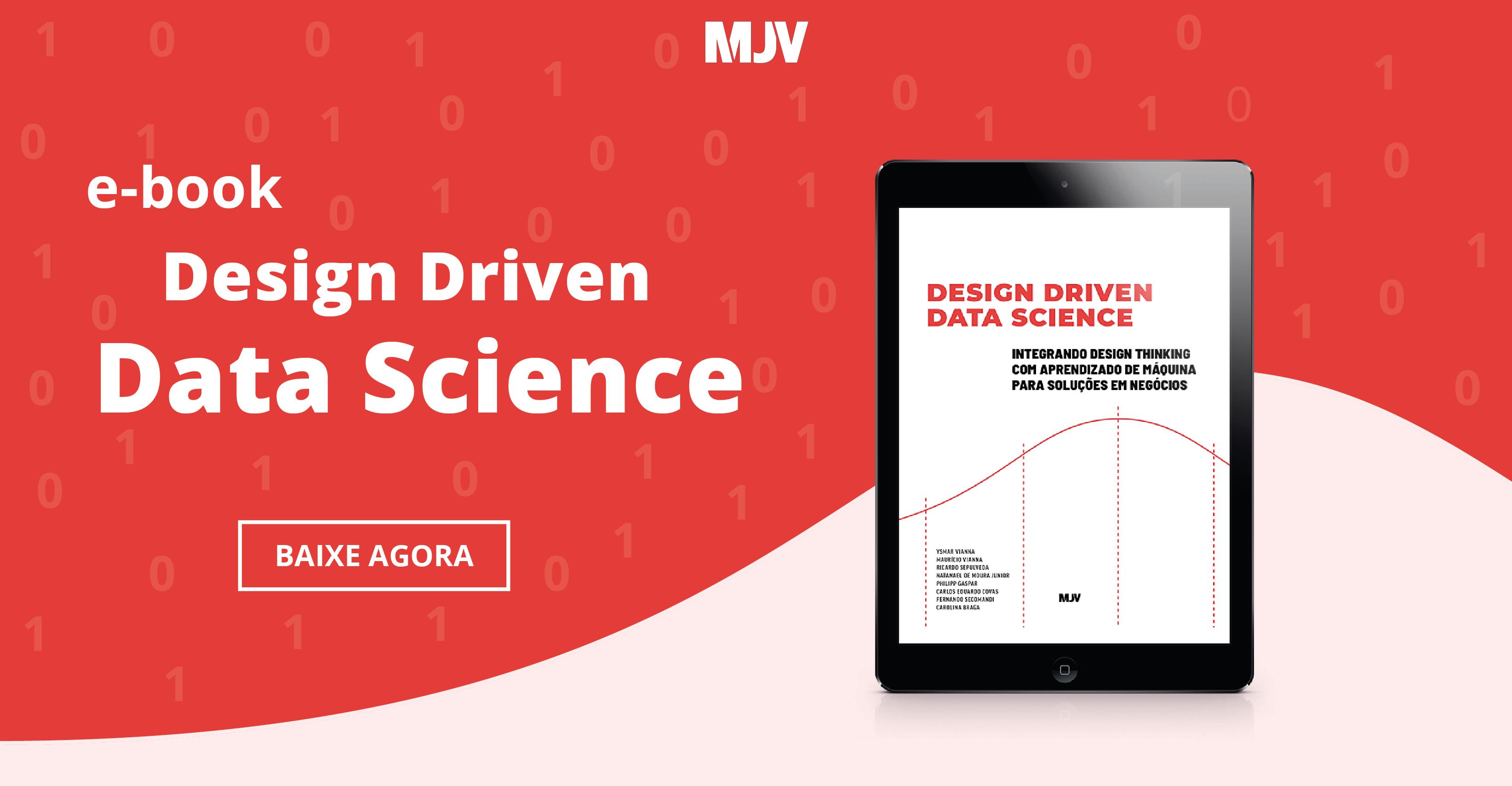 Acesso ao Ebook Design Driven Data Science